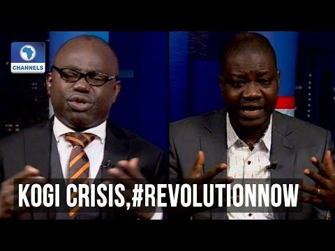 Lawyer, Political Analyst Debate Sowore's Detention, Kogi Govt Rift