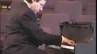 Amaral Vieira: Toccata for Piano Op137