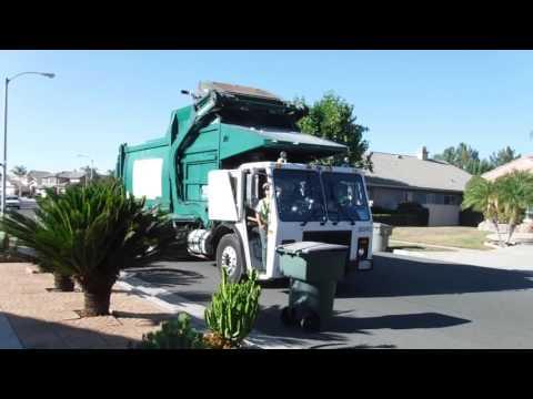 Waste Management Corona- Javier