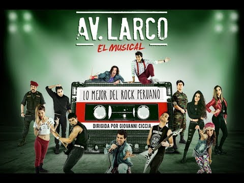 Av. Larco Volumen 1 / Álbum completo - OST