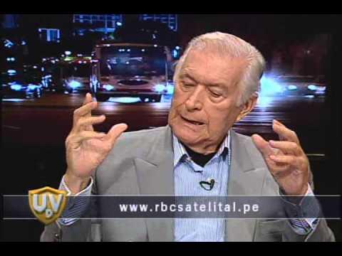 RICARDO BELMONT ENTREVISTA A GENARO DELGADO PARKER - UDV