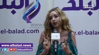 بالفيديو.. هنا الزاهد لـ«صدى البلد»: جمالي لم يلعب دورا في نجاحي