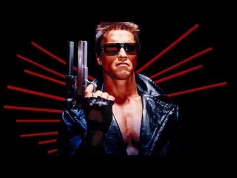 Terminator - Tech Noir Alley Chase HD