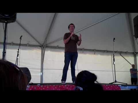 "Matt Braunger at FYF Fest2010 - ""Indie Band names and Bar Crawls"" [HD]"