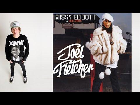 Missy elliott lick shots