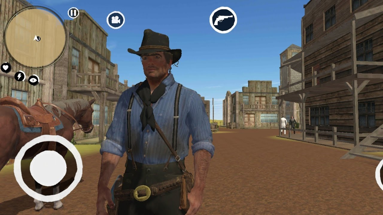 Red Dead Redemption 2 for  Android|Download/fan made
