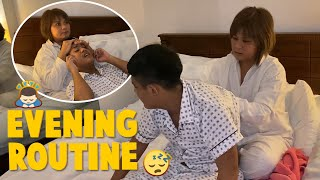 Evening Routine | CANDY & QUENTIN | OUR SPECIAL LOVE
