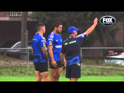 STERLO - BRAD ARTHUR TRAINING MIC UP