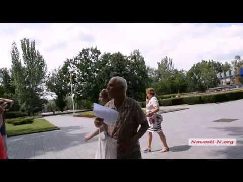 Видео Новости-N: Спор Ильченко и неизвестных