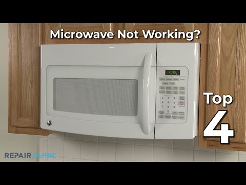 Microwave Not Working? Microwave Oven Troubleshooting