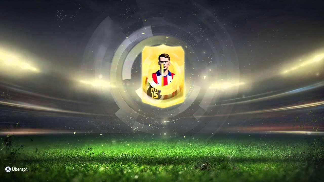 Fifa 15 Fut Gold Packs Für 200k Münzen Ziehen Ultimate Team