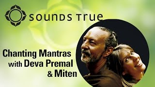 Watch Deva Premal  Miten Mantras video