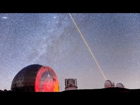 Mauna Kea Observatory - A Night in the Life of an Astronomer Time Lapse