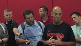 Mike Riley on injuries and A.J Bush transfer
