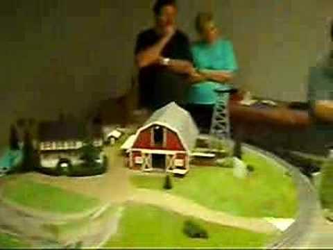 Toy Train Paradise