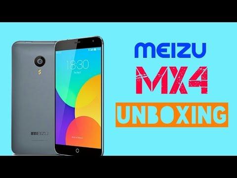 (UNBOXING) Meizu MX4 Malaysia Set