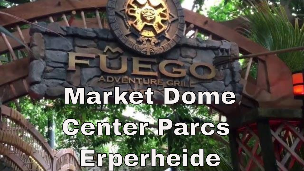 Center Parcs De Eemhof Market Dome.Market Dome Im Center Parcs Erperheide Youtube
