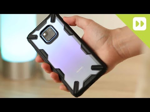 Best Huawei Mate 20 Pro Clear Cases