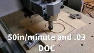 Cnc Milling Birch Plywood. Hobby Cnc Router Kl-4530 Cutting Parts For Another Cnc Machine