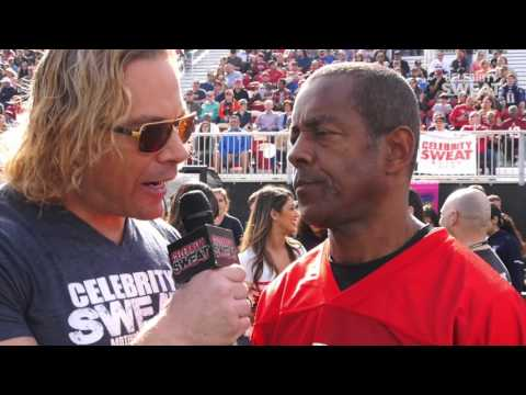 Keeping Fitness Relevant with NFL Hall of Famer Tony Dorsett