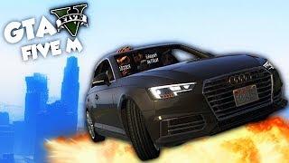 LES SUPER-HÉROS EN AUDI ! (GTA 5 Five M Fun)