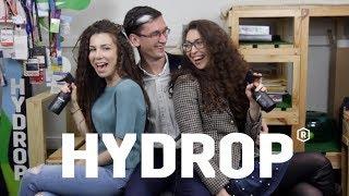 Стартапчики: Hydrop - наносредства для защиты одежды и обуви