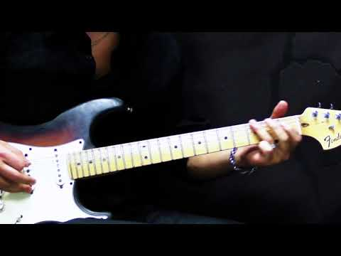 Jimi Hendrix - Red House - Blues Guitar & Vocal Cover