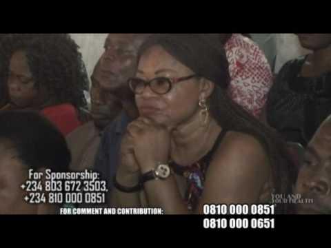 Aba Outreach Programme  Day 1 Infertility