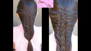 Mermaid Braid | Chikas Chic