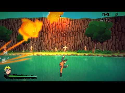 Naruto Minigame - Unity3D