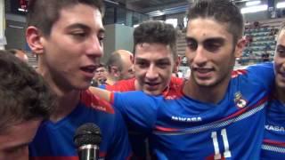 02-07-2016: I ragazzi della Puglia raccontano lo scudetto al TDR 2016