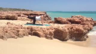 Firm Butt Workout - 'Pilates in Paradise' Clip with Tania Zaetta Thumbnail