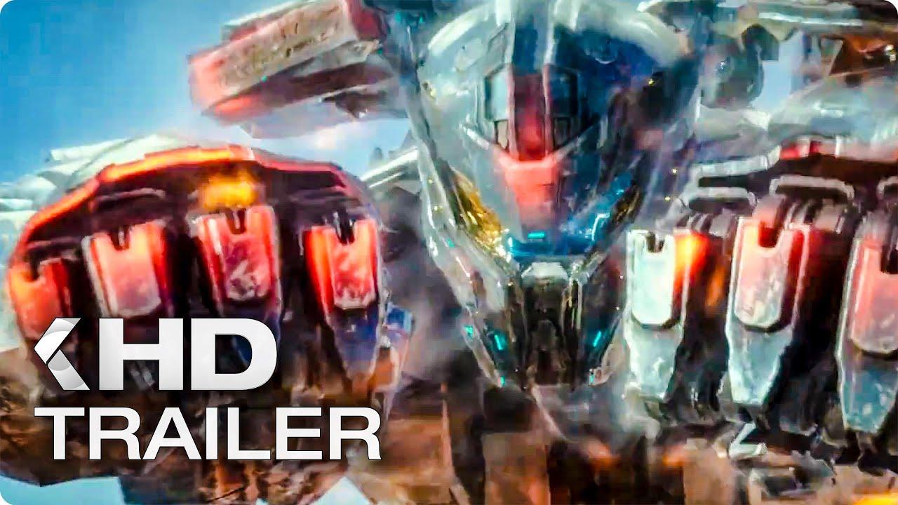 PACIFIC RIM 2: Uprising Trailer 3 (2018)