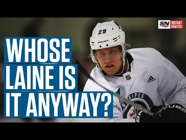 Patrik Laine Isn't Happy With His Place on the Jets | Instant Analysis