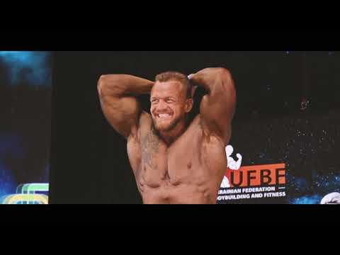Видеосъемка соревнований по бодибилдингу | World Championships  Bodybuilding And Fitness 2019