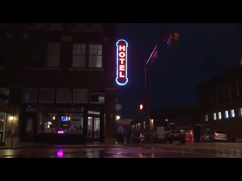 The Haunted Rogers Hotel In Waxahachie