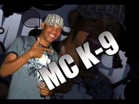 mc k9 so com dedinho