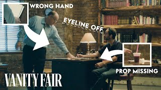 What Happens When A Movie Has No Script Supervisor? | Vanity Fair