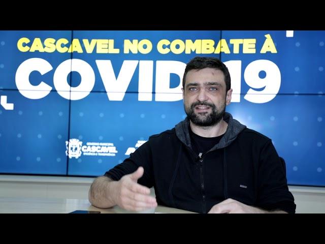 Novo Decreto em Cascavel 27/07/2021 | Thiago Stefanello explica novas medidas