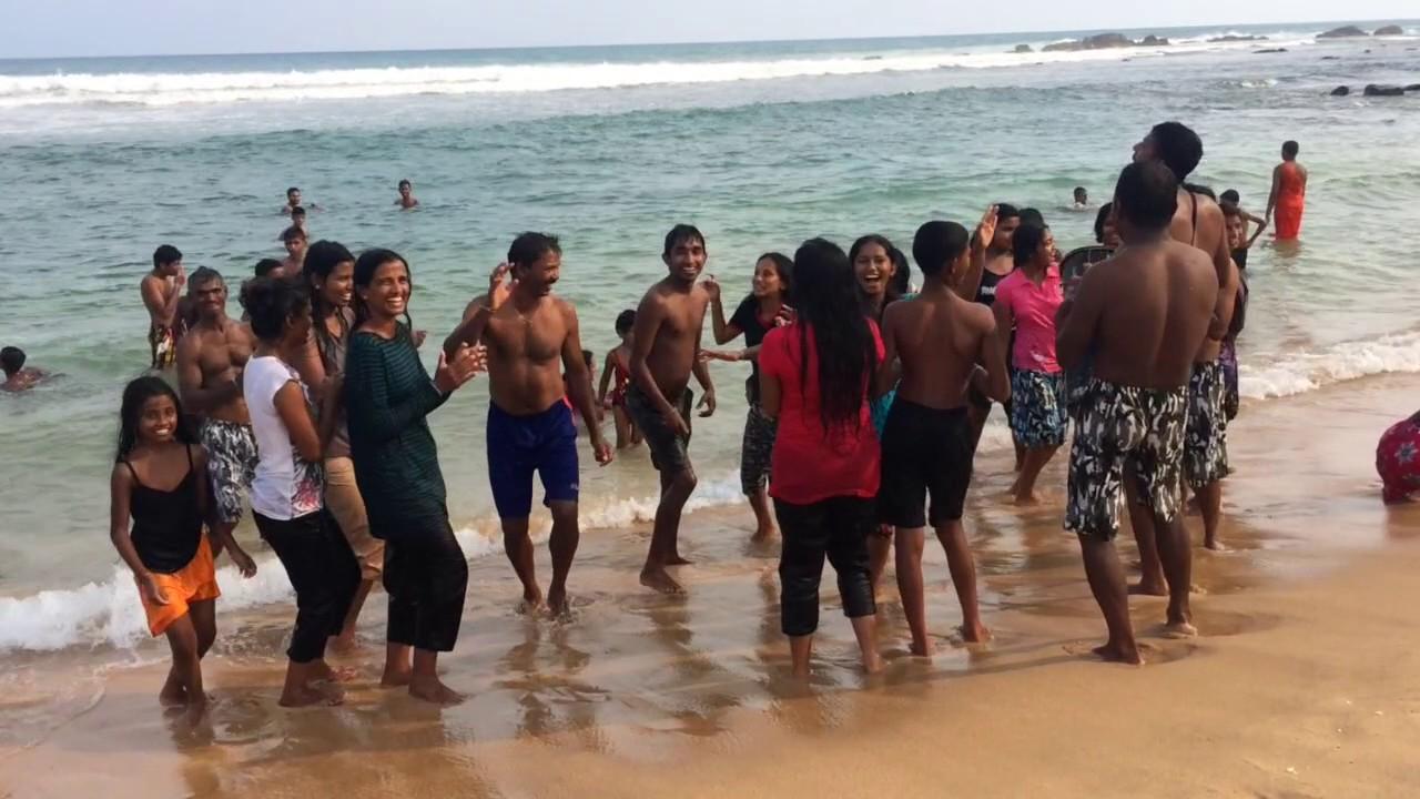 Dancing on th Beach - YouTube