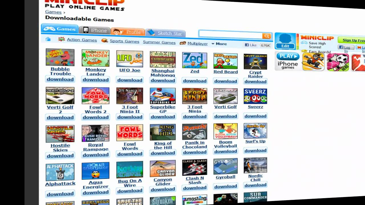 How To Download Miniclip Games For Free Youtube