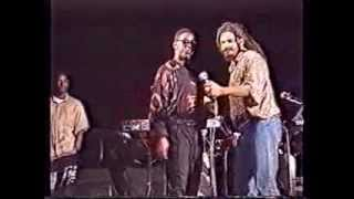Frankie Paul ~ Sagittarius Band ~ Live 1991
