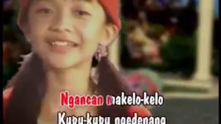 Kupu kupu Cenik - Bali Kids Song