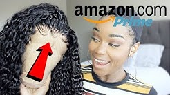 Yesss!!! NEW Amazon Prime Wig Ya'll!!! I Melted This One!!!! | Jessica Hair
