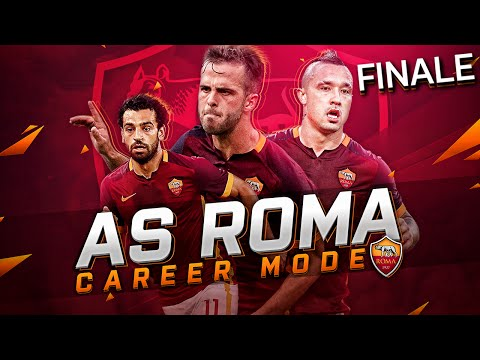 FIFA 16 AS ROMA CAREER MODE - SEASON FINALE PART 2! CHAMPIONS LEAGUE FINAL! - S2E14