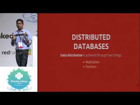 Python and Riak DB, a perfect couple for huge scale distributed computing - PyCon India 2015