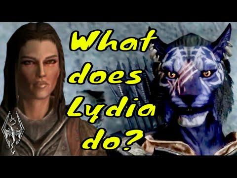 lydia elderscrolls