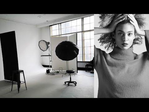 Two Light Fashion Photography Tutorial - Broncolor Siros thumbnail
