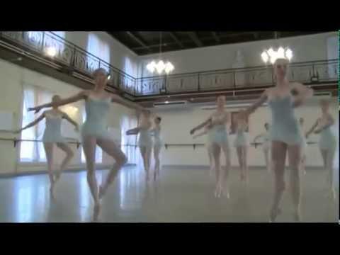 Vaganova Academy, ballet class exam, 7th grade, 2part