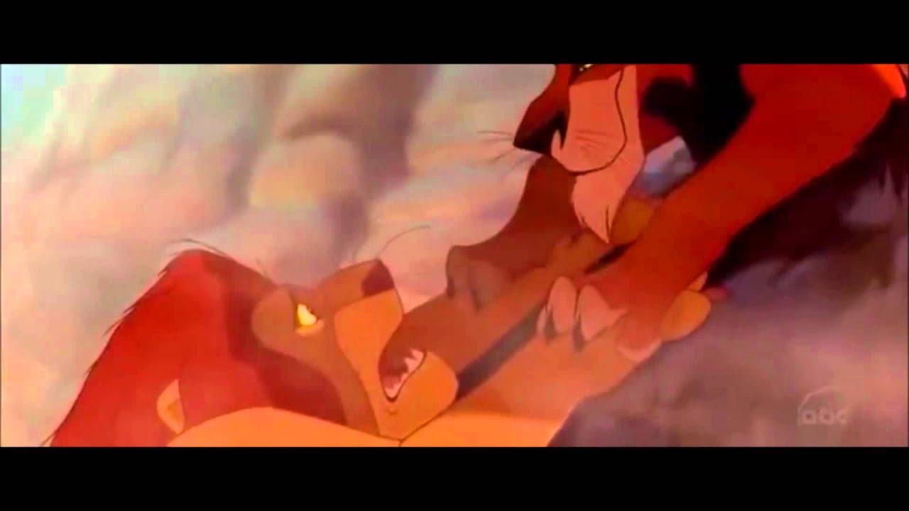hamlet lion king similarities